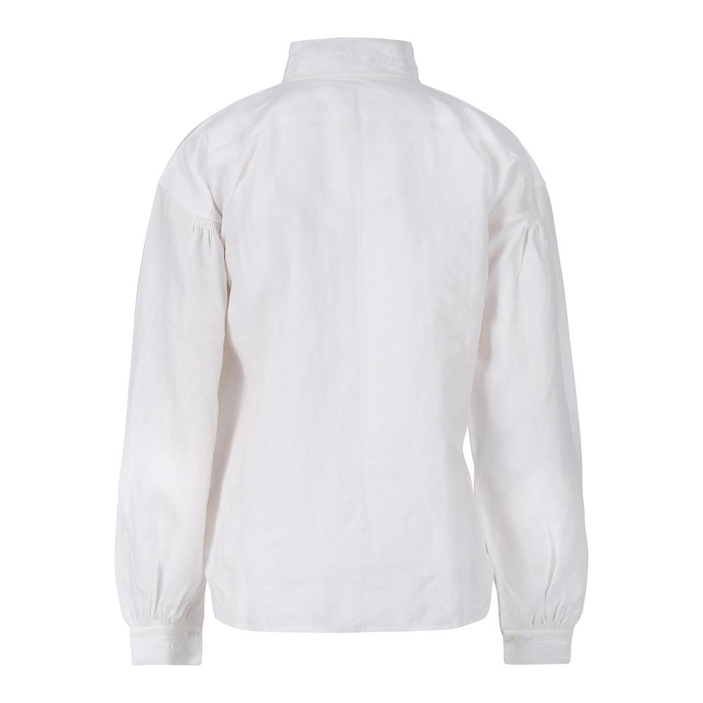 White Bunadskjorte til Nordlandsbunad | Pascal | Bluser