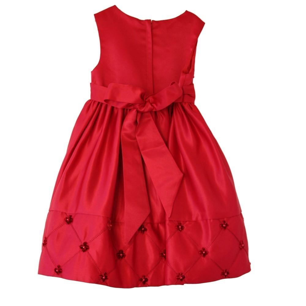 5a29f1f26a4 Pascal julekjole til baby rød | Barnebutikk på nett