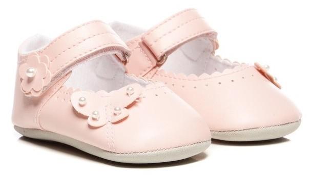 a7f6d20c8d17 Pascal baby ballerina pensko rosa